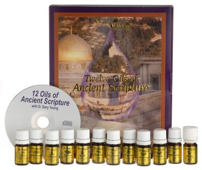 12 Oils of Ancient Scripture Kit
