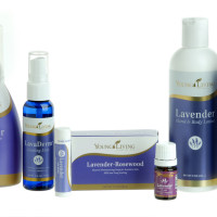 Young Living Lavender Collection