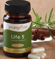 Young Living Life5 Probiotic