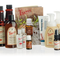 Thieves Essential Oil Collection