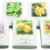 Young Living Essential Oil Samples for Sharing