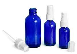Glass Spray Bottles for Essential Oils