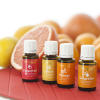 Young Living Citrus Essential Oils