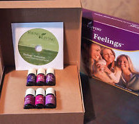 Young Living Feelings Essential Oil Kit