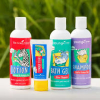 Young Living Body Care Products for Kids