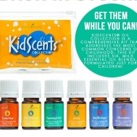 Young Living KidScents Oil Collection