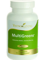 Young Living MultiGreens Supplement