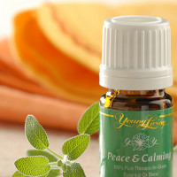 Young Living Peace and Calming Oil