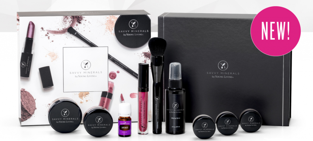 Savvy minerals box set